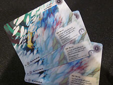 1x Ice Wall Promo Netrunner - FFG 2015 Winter Game Night - Playsets available