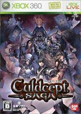USED Xbox360 Culdcept Saga [XBOX360]