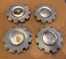 Volkswagen Beetle center caps 2002-2010 part # 1C0 601 149 P Set 4! Factory OEM
