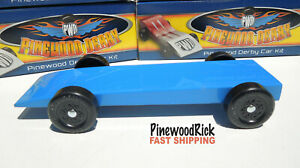 Fast Pinewood Derby Car #064/2021 special price!