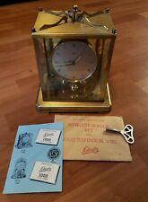RARE GORGEOUS ORIGINAL VINTAGE SCHATZ 1000 DAY GERMANY ANNIVERSARY CLOCK