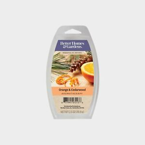 Better Homes & Gardens Aromatherapy 2.5 oz Wax Melts - Multiple Scents