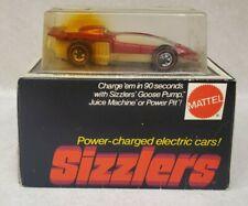 Mattel Sizzlers Red 6552 Hot Wings In Box - Unused Redline