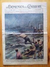 La Domenica del Corriere 6 giugno 1937 Szentendre - Stendal - Fulvia, Roma