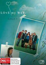Love My Way : Series 2 (DVD, 2010, 3-Disc Set)