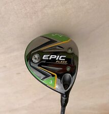 callaway epic flash 3 wood project x 5.0a 55g shaft right handed