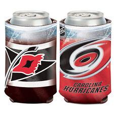 Carolina Hurricanes Can Cooler 12 oz. NHL Koozie