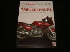 Manuales de motos por Triumph