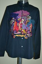 "Paul Smith Mens DREAMER Embroidered Slim Fit Shirt ""M"" RRP £460"