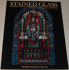 Stained Glass Magazine Vol 104 No 1 Spring 2009 Franklin Art Glass DHD Metals