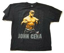 JOHN CENA Vintage T-Shirt WWE Wrestling  Fifth Sun 2007