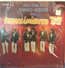 Renacimiento 74 LP sonido Alegre Semi sealed