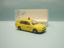 Rietze - FORD FOCUS T jaune voiture 30973 neuf NBO HO 1/87