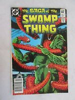 The Saga of Swamp Thing #6 (Oct 1982, DC)
