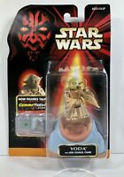 Star Wars Episode 1 Figure-Yoda with Jedi Council Chair