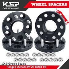 (4) 20MM Wheel Spacers Hubcentric 5x4.5 5x114.3mm 12x1.5 Studs Fit Hyundai Kia