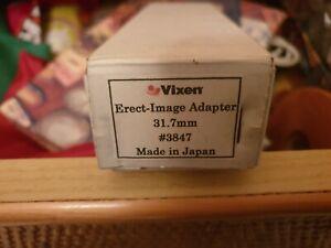 Vixen Telescopio adattatore immagine eretta - 31.7mm #3847 made in japan