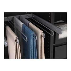 Neu ovp IKEA KOMPLEMENT Hosenaufhängung ausziehbar, 50x58  102.573.68 pax grau