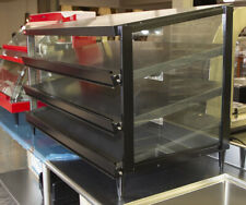 Heated Pizza Merchandiser With 3 Levels