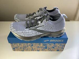 NEW Brooks Levitate 3 Women's Running Shoes - Blue/Gray - Sz 8