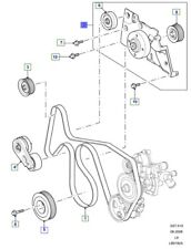 LAND ROVER GENUINE PART -BRACKET AND BEARING-Defender (A2) 2007- PQS500620