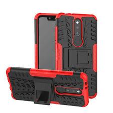 Nokia 5.1 Plus Handy Tasche Case Cover Panzer Hülle Schutzhülle TPU Handyhülle