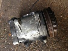 ORIGINAL 1991 NISSAN FIGARO AIR CONDITIONING PUMP IN GOOD WORKING CONDITION