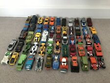 Hotwheels, Corgi Diecast Car Vehicle Lot X57
