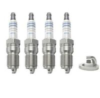 Spark Plugs x 4 Bosch Fits Ford Fiesta MK IV Ka RB_ Escort MK VI VII 1.3 Endura