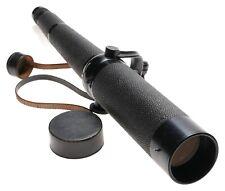 Zeiss Dialyt 40x60 Monocular scope telescope Hensoldt Wetzlar vintage with caps
