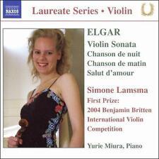 Elgar: Violin Sonata; Chanson de nuit; Chanson de matin; Salut d'amour, New Musi