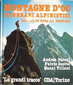 Montagne D' Oc Parodi Itinerari Alpinismo Col di Nava  Monviso Montagna CDA 🤩🤩
