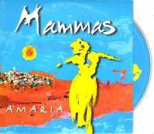 Mammas Par Philippe Eidel - Amaria - CDS - 1997 - Pop Latin 2TR Cardsleeve
