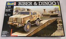 Revell 1/72 Biber Beaver & Armored Dingo Model Set 3192