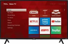 "TCL - 40"" Class 3-Series LED Full HD Smart Roku TV"
