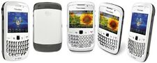 Dummy Mobile Cell Phone WHITE BLACKBERRY 8520 CURVE Display Toy Fake Replica RIM