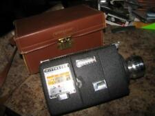 Vintage Wittnauer Film Movie Camera / Camcorder - AS IS, Untested