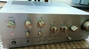Onkyo A-7 Integrated Amplifier, Serviced, Tested & Working