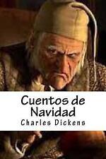 Cuentos de Navidad by Charles Dickens (2015, Paperback)