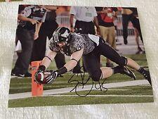 Sam Rogers Virginia Tech Hokies hand signed autographed 8x10 football photo COA#