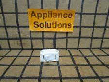Frigidaire Dishwasher Selector / Rocker Switch, White 154240401**30 DAY WARRANTY