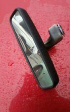 ROVER 75 MG ZT REAR VIEW INTERIOR MIRROR BLACK 2001-2004 KIT CAR KITKAR