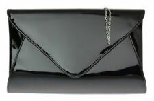Unbranded Faux Leather Outer Clutch Bags