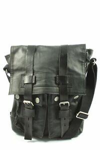 BELSTAFF Umhängetasche Damen schwarz Tasche Bag Crossbody bag