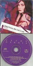 CATHY DENNIS You Lied to me 3 TRX w/ RARE MIXES PROMO DJ CD Single 1992 USA