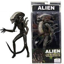 Aliens 9 inch PVC Action Figure Alien Xenomorph Warrior transparent skull model