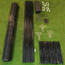 8' x 150' Deer Fence Kit Tenax C Flex Hd With Rodent Protection