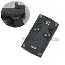 Pistol Handgun Glock Mount Plate for VORTEX VENOM and VIPER Micro Red Dot Sight