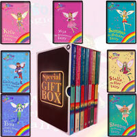 Rainbow Magic Collection 7 Books Set Gift Wrapped Slipcase Brand New  PREORDER