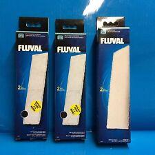Fluval U4 Aquarium Fish Tank Filter Media Carbon and Foam Pad Set